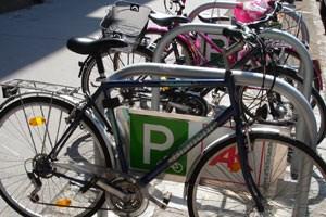 Geht es nach den Grünen sollen im neuen Stadtviertel südlich des Hauptbahnhofs Radfahrer und Fußgänger das Straßenbild prägen. Für Autos sieht das Grünen-Konzept Wohnsammelgaragen vor.
