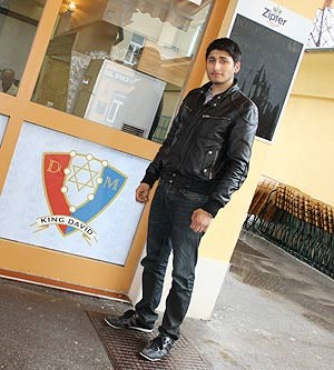 David Moshaev: Ein Name, ein Logo