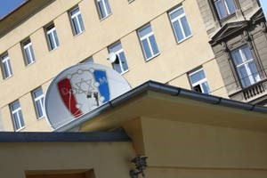 """Drei Satelliten sorgen für internationales TV-Programm im """"Buchara Palace"""""""