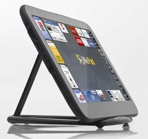 Bei der Hardware sei das Tablet dem iPad überlegen.