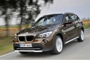 Nichts weiter als ein etwas höher gestellter Kombi: der BMW X1.