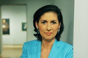 Direktorin Danielle Spera
