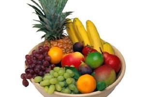 Südfrüchte wirken auf den Körper kühlend - bei heißen Temperaturen wie derzeit eine gute Wahl.