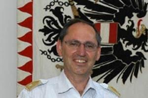 Wer es einmal zum Generalmajor gebracht hat, steht ziemlich weit oben in der Hierarchie des Bundesheeres. Anton Oschep hat es geschafft.