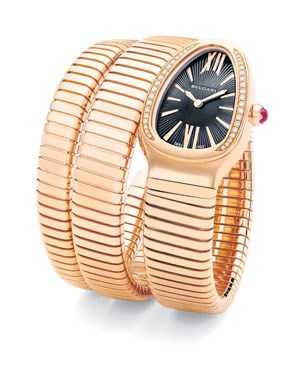 "Bulgari Armbanduhr ""New Serpenti"" 2010"