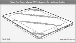 """Das neue iPad: Kamera, weitere Anschlüsse und """"intelligenter Rahmen""""?Mehr Studien auf Patently Apple"""