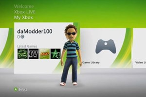 Face-Lift für Xbox 360-Dashboard