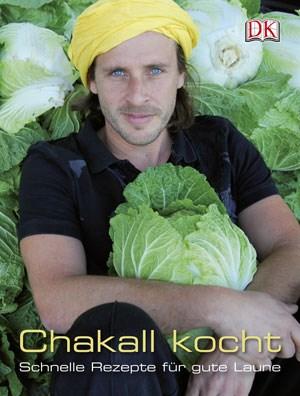 Chakall kocht - Schnelle Rezepte für gute LauneISBN 978 -3-8310-1750-8Dorling Kindersley Verlag, € 20,60
