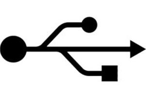 Das USB-Symbol