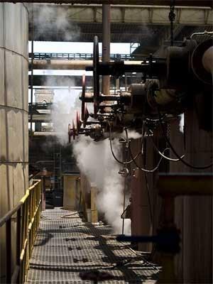 Fotos von der Zuckerfabrik São João und von João Pessoa gibt es in einer Ansichtssache.