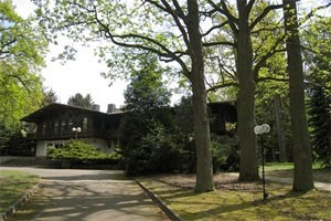 Informationen: Jagdschloss Hubertusstock