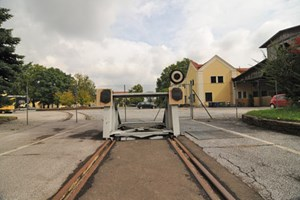 """Endstation für die Stadtvision """"Reininghaus"""" von Ernst Scholdan"""