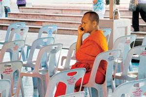 Eine Fahrradtour durch Bangkok kann zum Streifzug durch verschiedenste kulturelle Einflüsse werden.