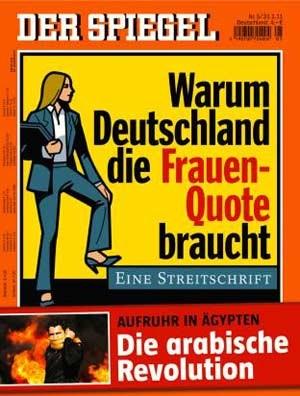 Spiegel erw gt eine frauenquote in redaktion medien for Redaktion spiegel