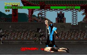Mortal Kombat: Kultige Gewaltspielreferenz