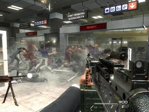 Modern Warfare 2: Nachgespielter Terroranschlag