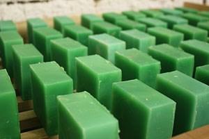 Das klassische Seifenstück tut Haut und Umwelt gut.