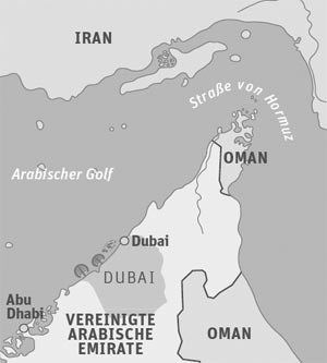 """Anreise & Unterkunft:Emirates fliegt täglich direkt von Wien nach Dubai, am Dienstag, Mittwoch, Freitag und Sonntag zweimal. Zusätzlich zur Business Class gibt es in jedem Flieger zwölf First-Class-Suiten, in denen man sich während des Flugs von der Außenwelt abschotten kann.Der Großteil der Hotels auf """"The Palm Jumeirah"""" ist noch in Bau, 2009 gab es in Dubai aber bereits fast 600 Hotels, ein guter Teil davon in den höchsten Kategorien.Infos: www.emirates.atwww.dubaitourism.ae"""