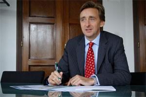 Andreas Ridder (49) arbeitet bei CB Richard Ellis und ist Managing Director für Zentral- und Osteuropa.
