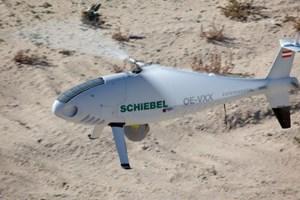 Österreichische Drohnen kreisen über Libyen und überwachen für das Regime die Bevölkerung: DerVerkauf der Camcopter S-100 wurde vom Wirtschaftsministerium abgesegnet.