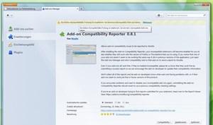 Der neue Add-On-Manager führt alle zugehörigen Aufgaben im Browser-Fenster zusammen.