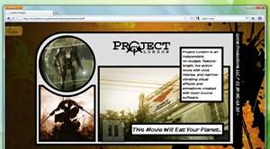 Einige der Mozilla-Demos geben einen Vorgeschmack was im Web künftig alles möglich ist, etwa die Einbindung von Web-Videos direkt in das Seitenlayout.