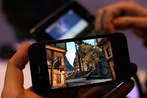 Rein grafisch sind moderne Smartphones dem 3DS bereits überlegen