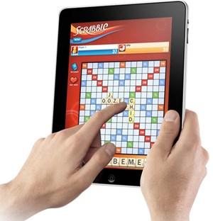 Klassische Brettspiele erscheinen auf Tablets in neuem Glanz.