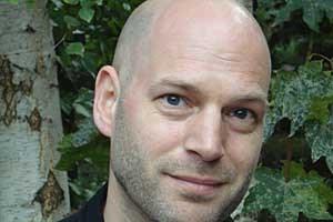 Der Autor Florian Werner.