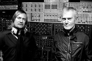 John Foxx And The Maths: Interplay (Metamatic). Ab 16. 4. im Handel