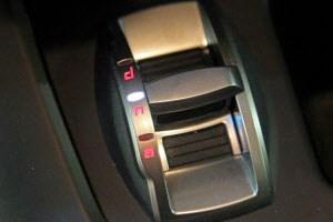 Über den DNA-Schalter kann das Set-up für den Wagen verändert werden.