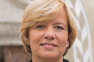 Die Dürnsteiner Bürgermeisterin Barbara Schwarz beerbt die neue Innenministerin Mikl-Leitner.