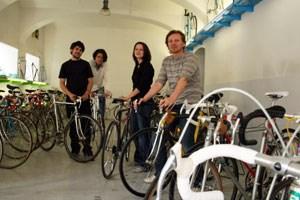 Die Radlager-Crew werkt jetzt im 7. Bezirk.