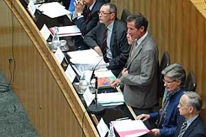 Wissenschaftsminister Töchterle: Ethik als Ergänzung zum Religionsunterricht.