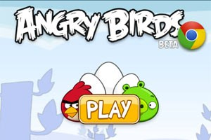 Angry Birds Web