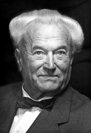 Rolex-Gründer Hans Wilsdorf, eine bayerische Unternehmerlegende.
