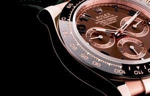 Große Uhr mit großem Stammbaum: die Cosmograph Daytona.