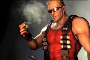 Duke Nukem is back.