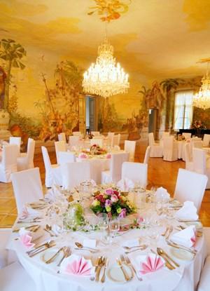 Die Leistungspalette der Wedding Planner reicht von der einstündigen Beratung bis zur Organisation der gesamten Hochzeit ...