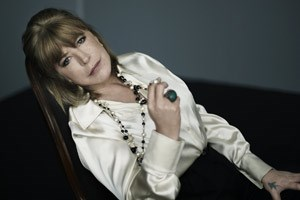 Marianne Faithfull gastiert am 15. Juni in Wien.