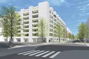 """...  für seine Neubau-Projekte wie jenes im """"Sonnwendviertel"""" beim künftigen Wiener Hauptbahnhof."""