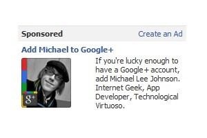 Diese Werbung wollte Facebook so ganz und gar nicht auf der eigenen Seite sehen.