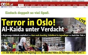 """(Nicht nur) """"Österreich"""" hat die Schuldigen zur Hand: Muslime!"""