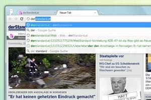 Mit Chrome Instant werden Webseiten direkt während dem Eintippen im Browser geladen - allerdings ist die entsprechende Option von Haus aus deaktiviert.