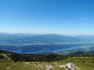 Panoramablick vom Granattor.