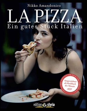 La PizzaEin gutes Stück ItalienNikko AmandonicoFotos: Ewa-Marie Rundquist Texte: Ian Thomson und Natalia Borri168 Seiten, 34.95 Euroedition Styria
