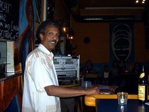 Hakim Ali ist mittlerweile Besitzer des afrikanischen Restaurants Sagya in Wien-Alsergrund.
