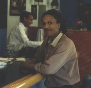 Ibrahim Hakim Ali kam 1979 nach Österreich. Seine erste Station war Innsbruck.