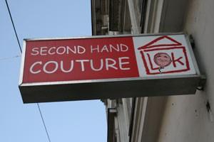 Das LOK Couture auf der Mariahilfer Straße ist kein normales Second-Hand-Geschäft.