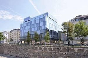 """Das künftige """"Haus an der Wien"""" wurde 1965 als Hauptsitz für die damalige Zentralsparkasse errichtet."""